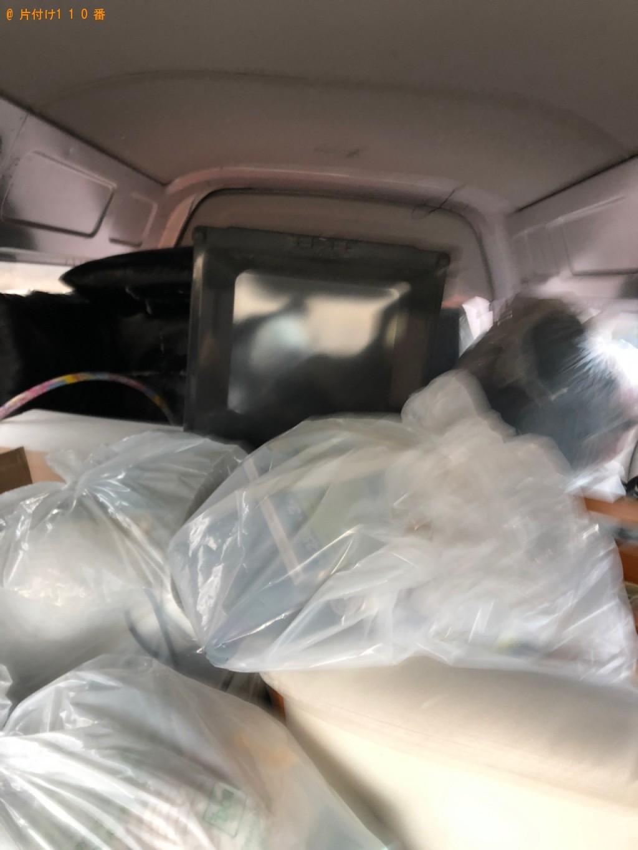 【江差町】2tトラック一杯以内の出張不用品回収・処分ご依頼