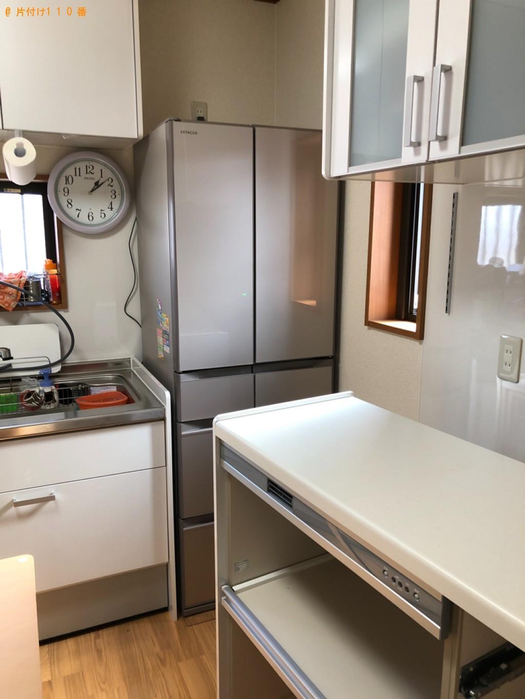 【北九州市小倉南区】冷蔵庫の移動作業ご依頼 お客様の声