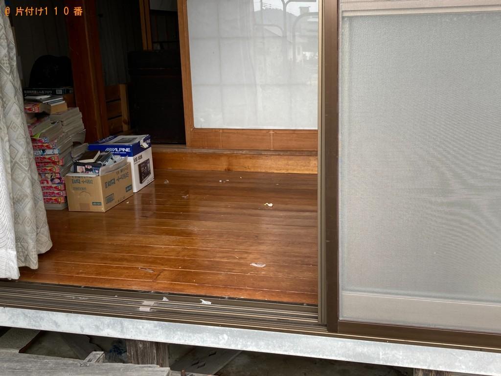 【一関市】トラックパックでの出張不用品回収・処分ご依頼