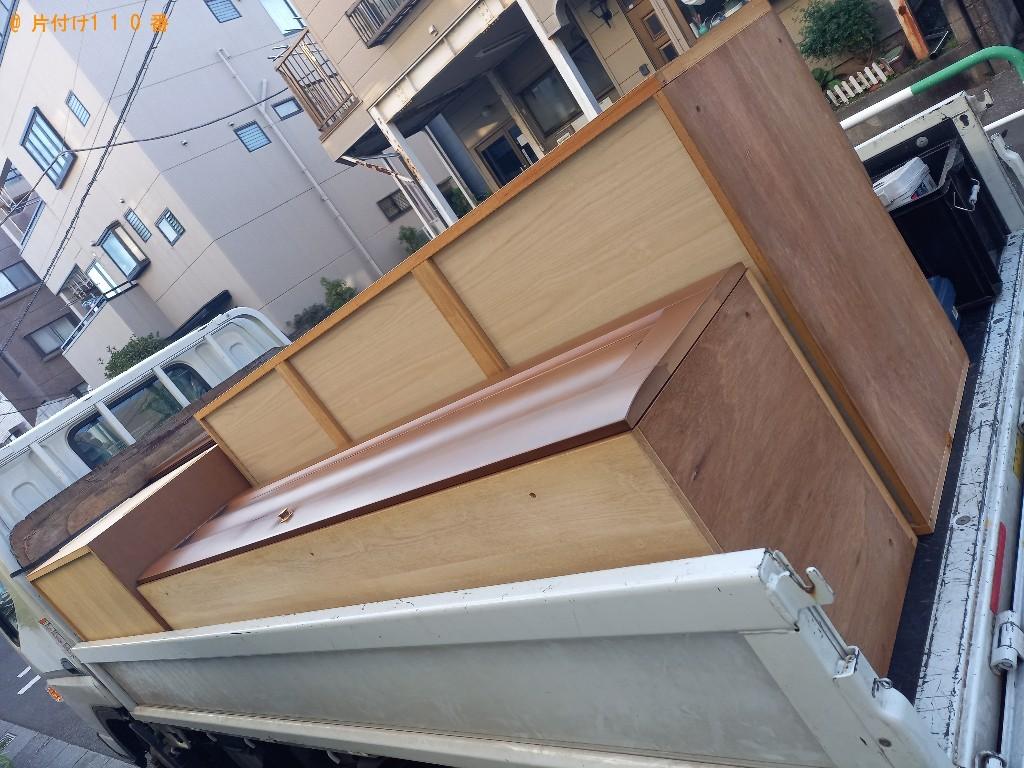 【さいたま市南区】軽トラック1杯以内の出張不用品回収・処分ご依頼