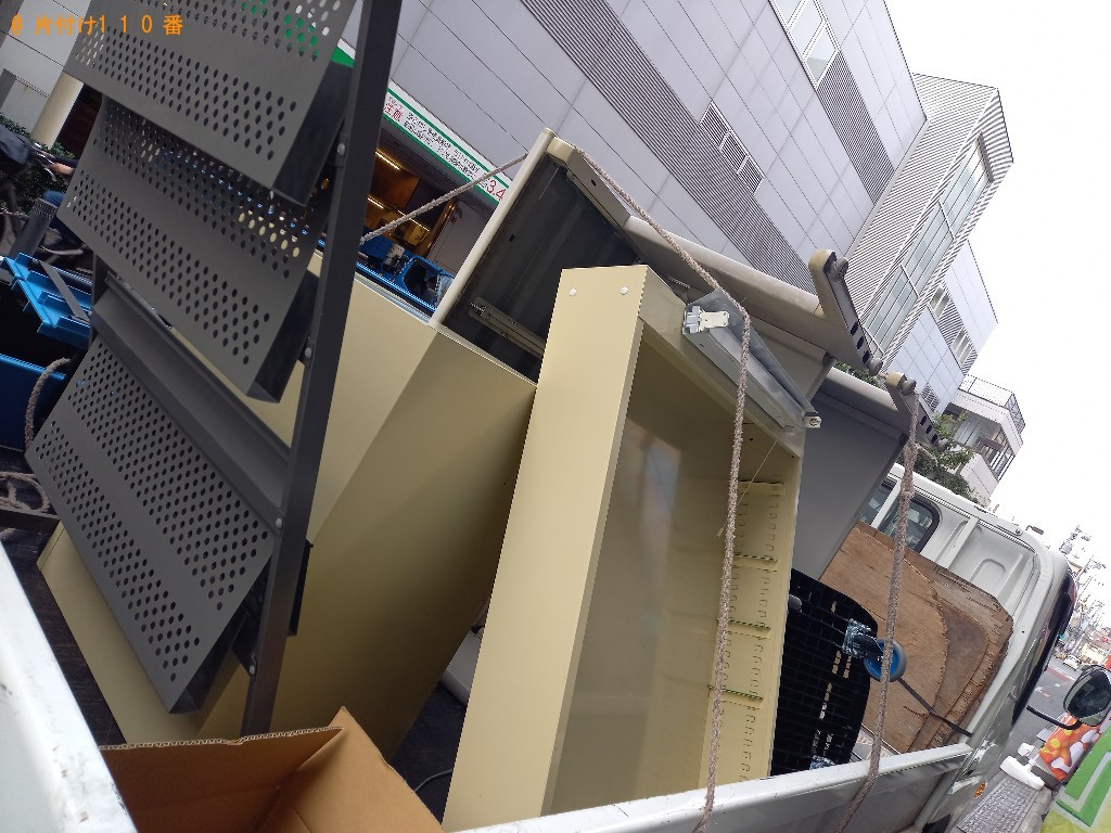 【江戸川区篠崎町】軽トラック1杯以内の出張不用品回収・処分ご依頼