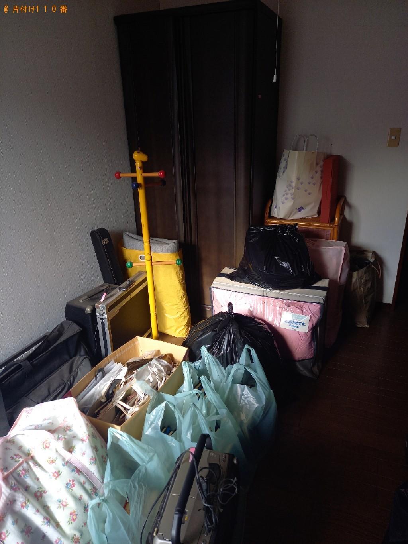 【千葉市若葉区】2tトラックパックでの出張不用品回収・処分ご依頼