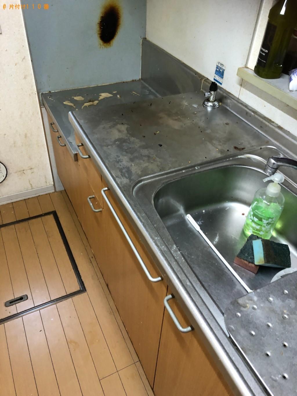 【大津市】軽トラック1杯以内の出張不用品回収・処分ご依頼