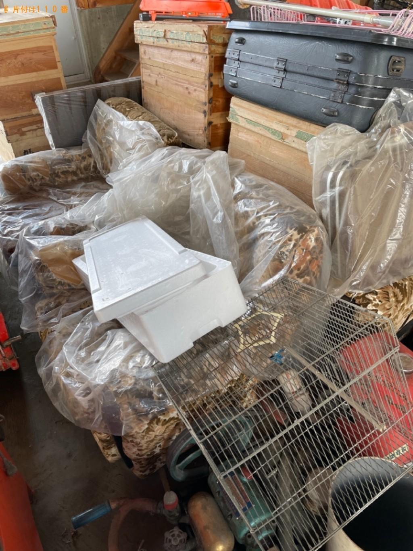 【五所川原市】トラックパックでの出張不用品回収・処分ご依頼