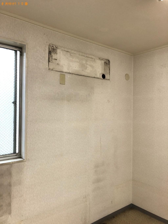 【北九州市小倉北区】業務用エアコンの出張不用品回収・処分ご依頼