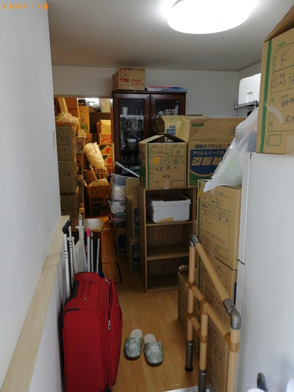 【奈良市】トラックパックでの出張不用品回収・処分ご依頼