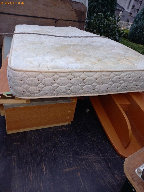 【船橋市】シングルベッドの出張不用品回収・処分ご依頼 お客様の声