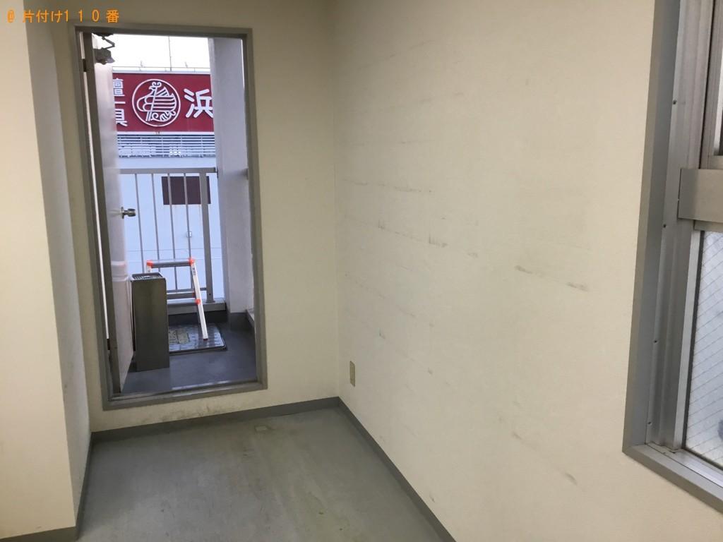 【神戸市中央区】業務用キャビネットの出張不用品回収・処分ご依頼
