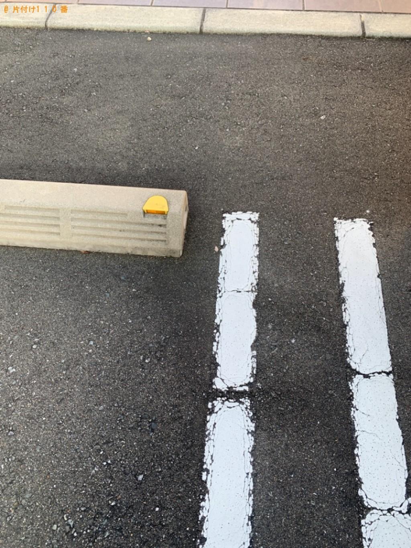 【福岡市南区】16型以上テレビの出張不用品回収・処分ご依頼