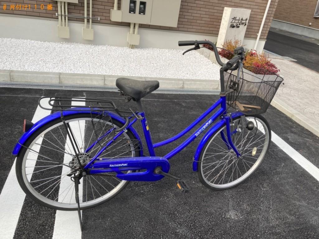【大和郡山市北西町】自転車の出張不用品回収・処分ご依頼