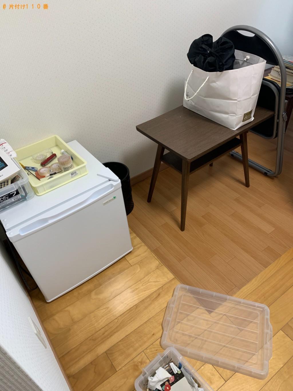 【福岡市西区】軽トラパックでの出張不用品回収・処分ご依頼