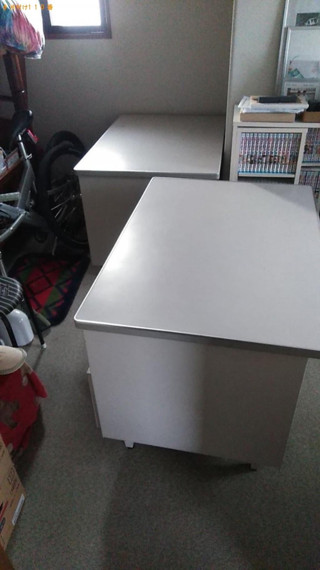 【松山市】学習机の出張不用品回収・処分ご依頼 お客様の声