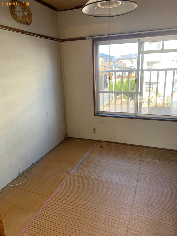 【宮崎市平和が丘西町】家具などの出張不用品回収・処分ご依頼