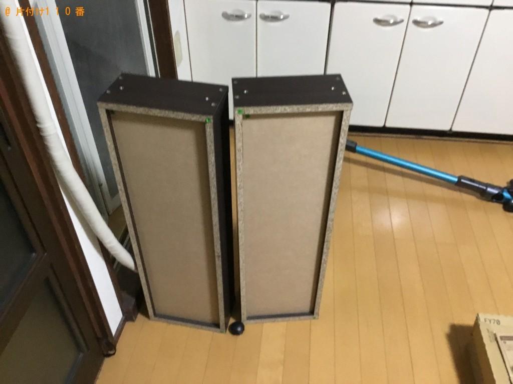 【神戸市中央区】2tトラック1杯以内の出張不用品回収・処分ご依頼
