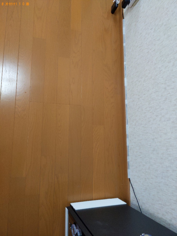 【大阪市城東区】軽トラック1杯以内の出張不用品回収・処分ご依頼