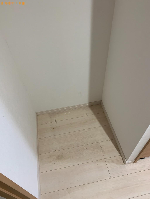 【福岡市早良区】170L未満冷蔵庫の出張不用品回収・処分ご依頼