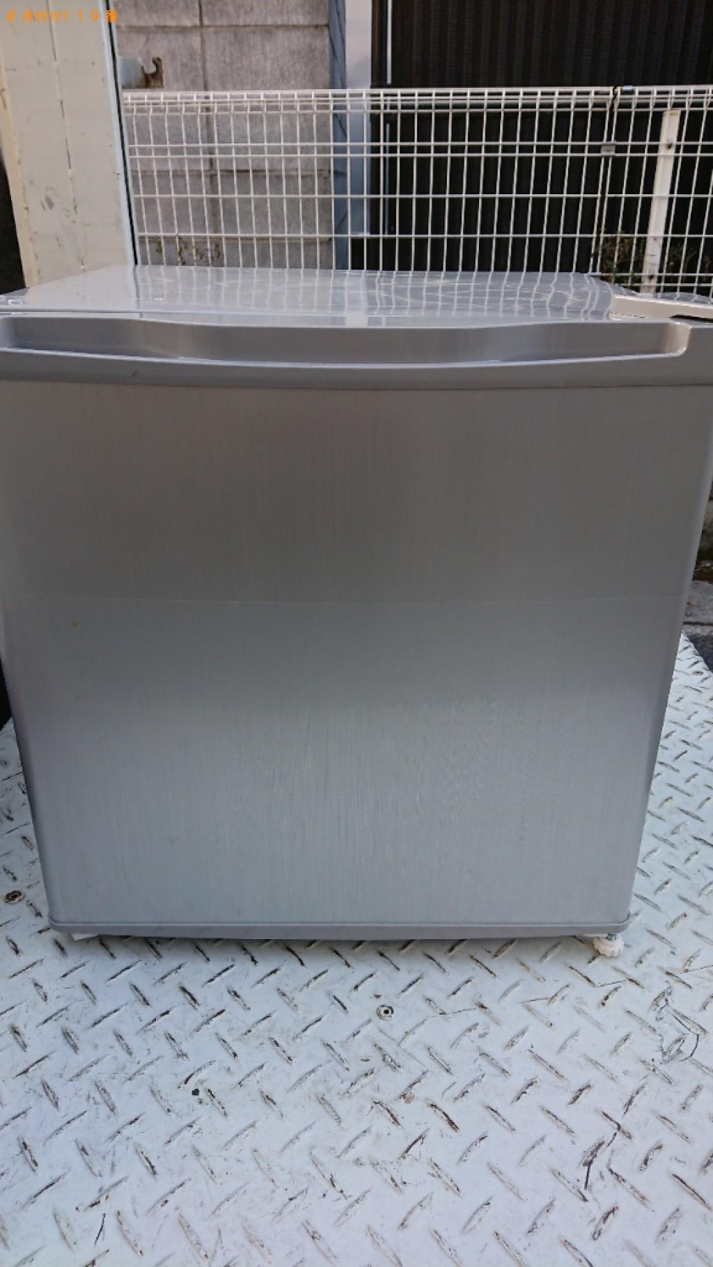 【さいたま市北区】170L未満冷蔵庫の出張不用品回収・処分ご依頼