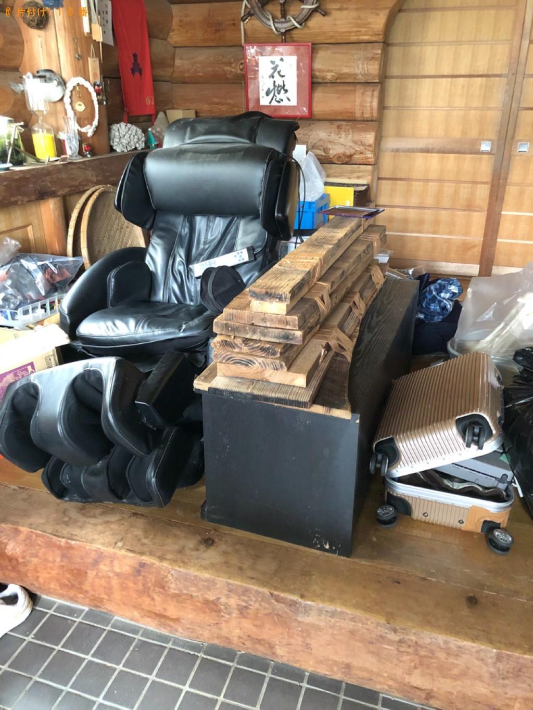 【下関市田中町】2tトラック1杯以内の出張不用品回収・処分ご依頼