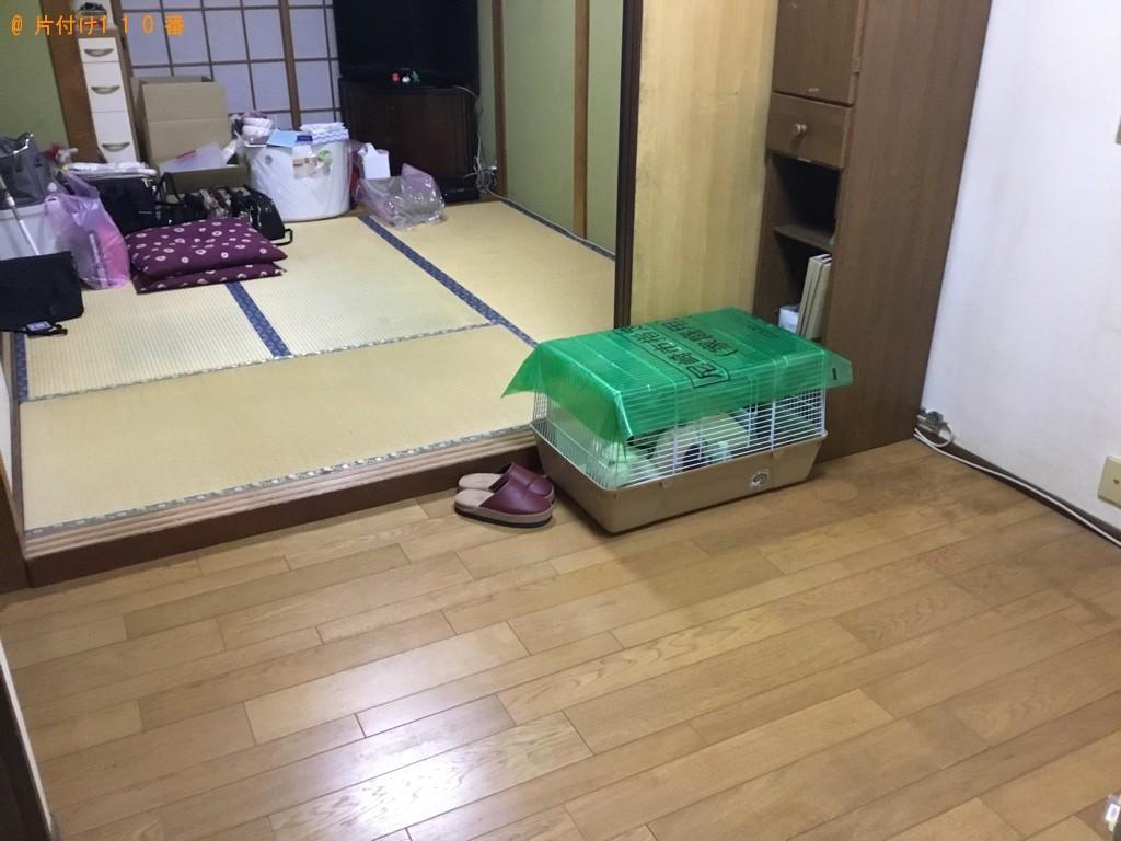 【尼崎市】軽トラック1杯以内の出張不用品回収・処分ご依頼