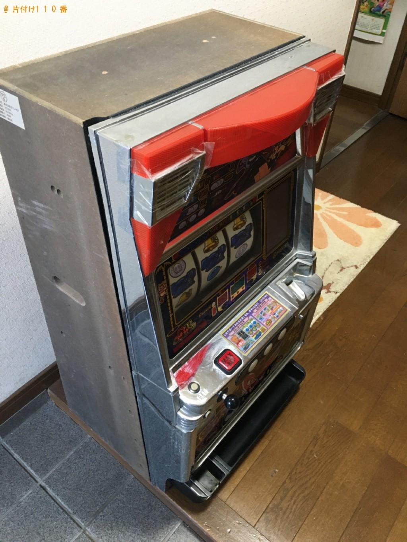 【北九州市八幡西区】パチスロ機の出張不用品回収・処分ご依頼
