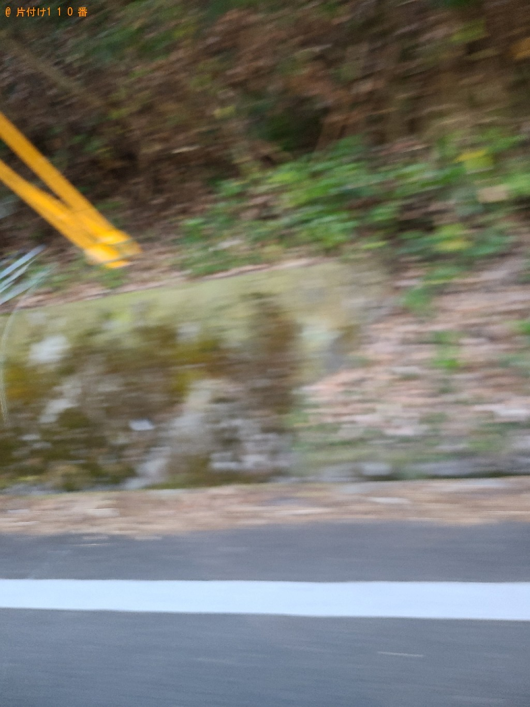【山口市】軽トラック1杯以内の出張不用品回収・処分ご依頼