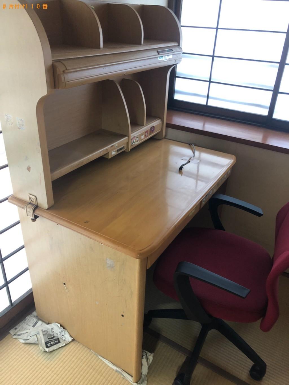 【北九州市八幡西区】軽トラ1杯以内の出張不用品回収・処分ご依頼