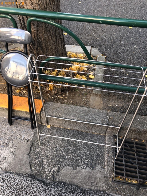 【文京区】軽トラック1杯以内の出張不用品回収・処分ご依頼
