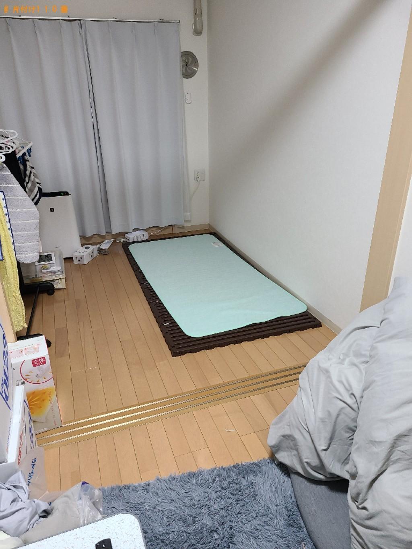 【北九州市小倉北区】マットレスの出張不用品回収・処分ご依頼