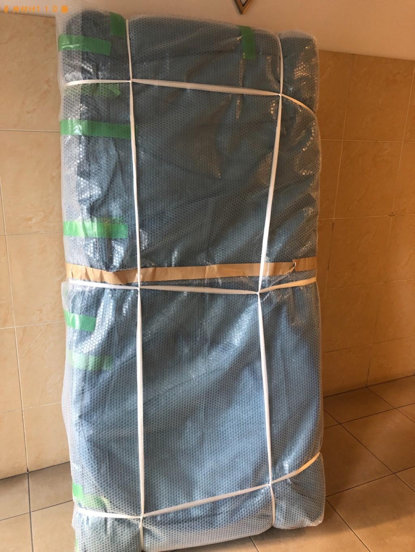 【府中市】シングルベッドマットレスの出張不用品回収・処分ご依頼