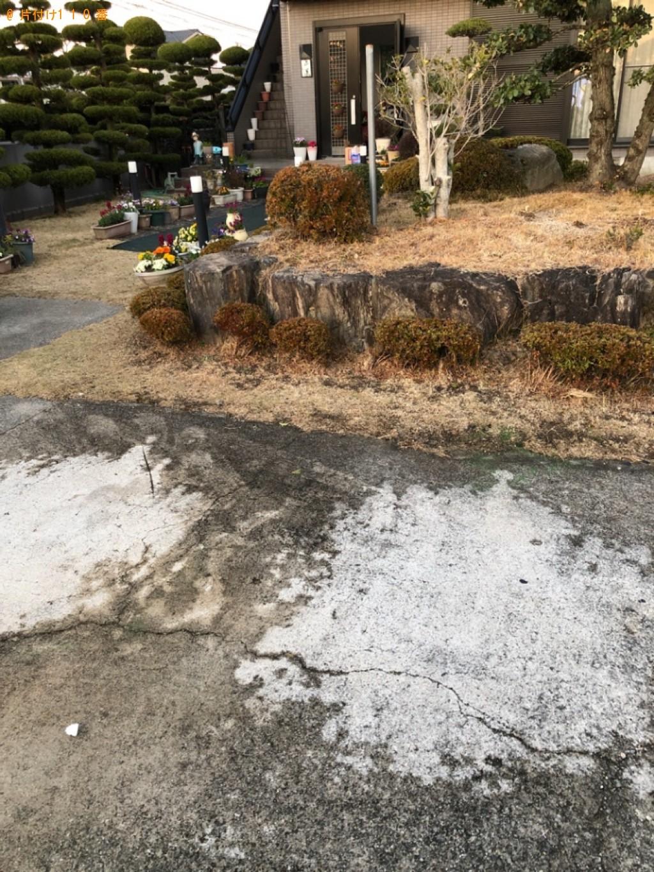 【行橋市】トラックパックでの出張不用品回収・処分ご依頼