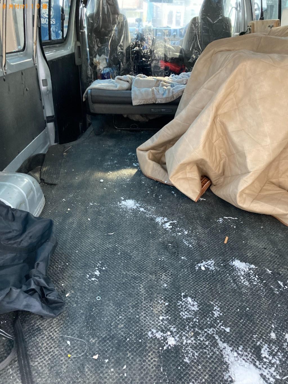 【札幌市中央区】トラックパックでの出張不用品回収・処分ご依頼