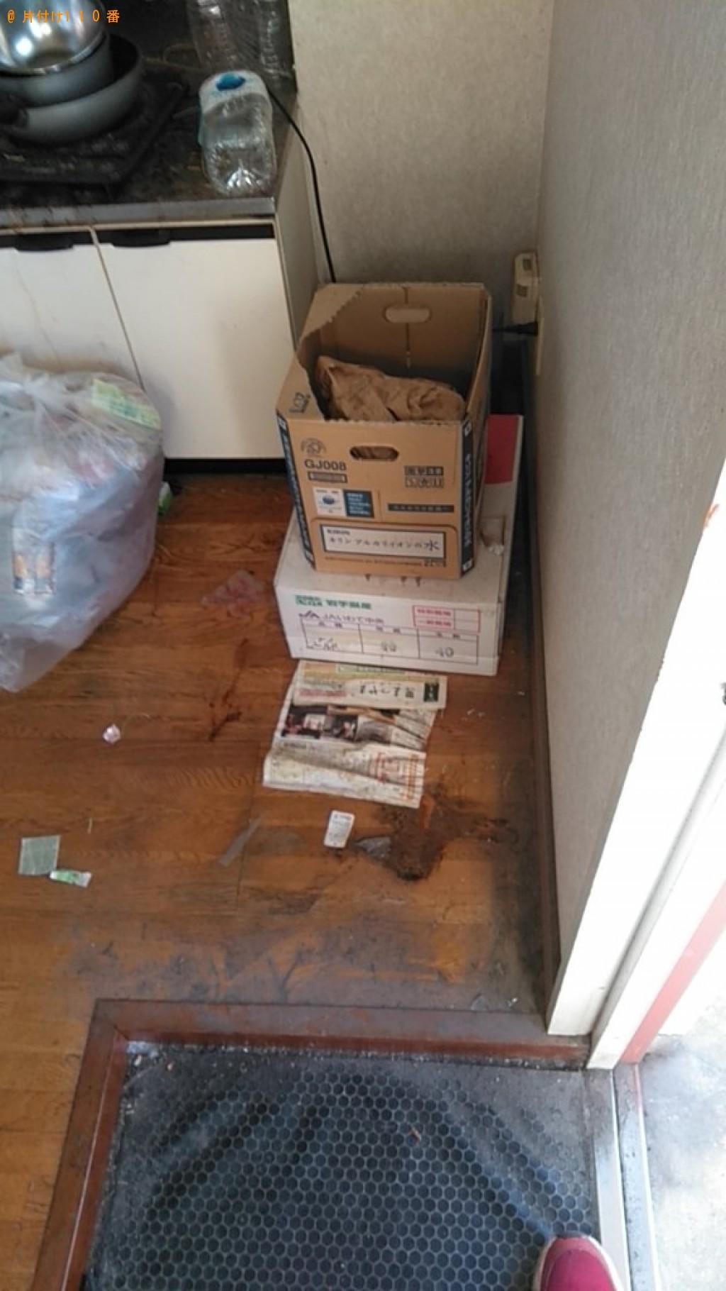 【松山市】家電の出張不用品回収・処分ご依頼 お客様の声