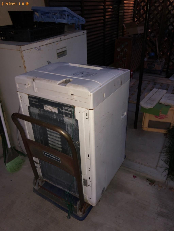 【福岡市南区】洗濯機の出張不用品回収・処分ご依頼 お客様の声