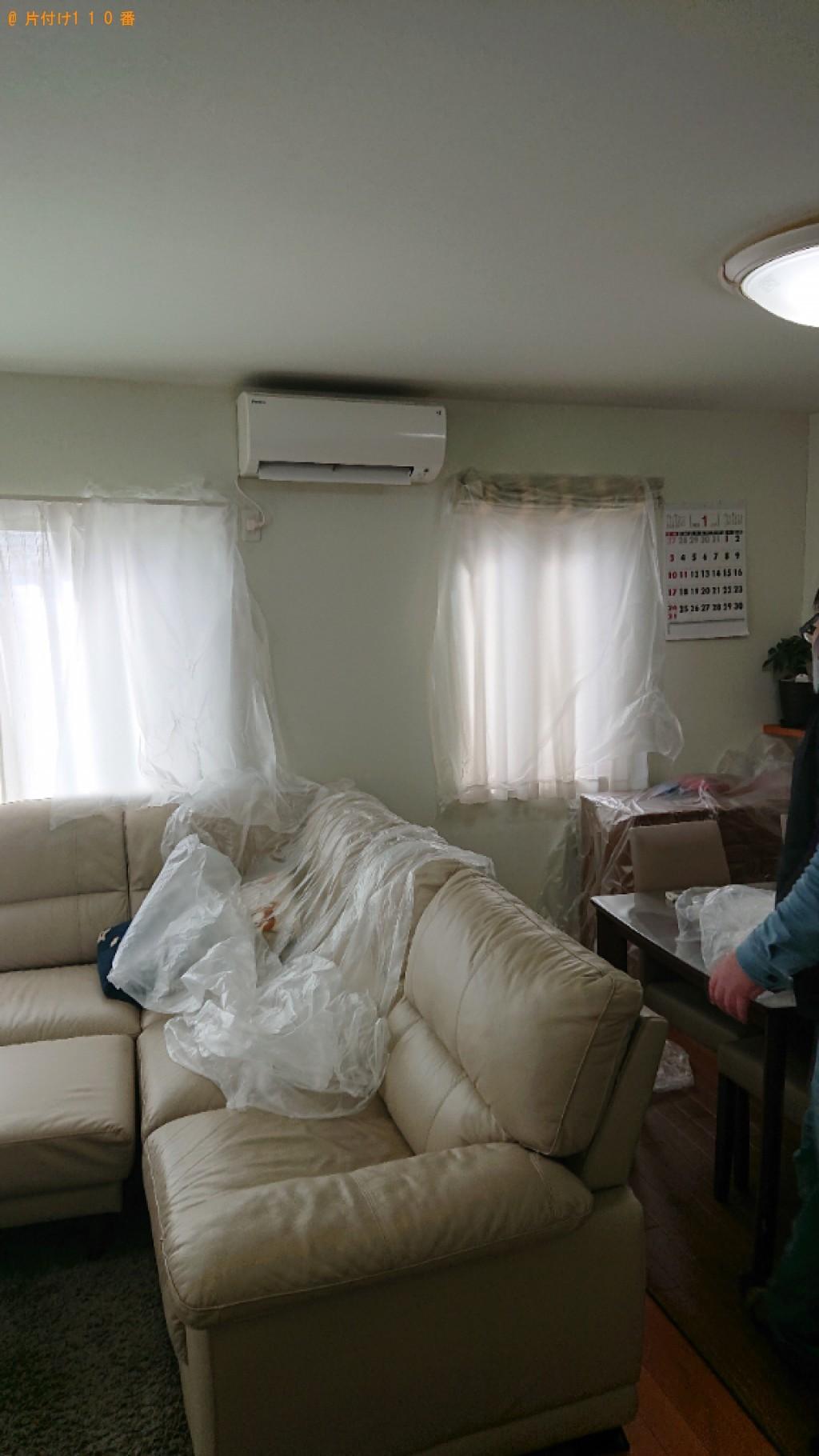 【生駒郡三郷町】マッサージチェアの出張不用品回収・処分ご依頼