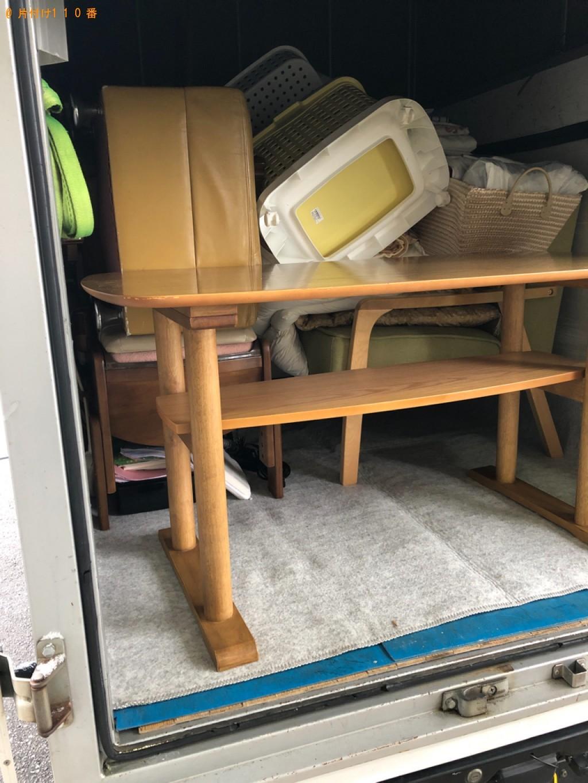 【下松市】トラックパックでの出張不用品回収・処分ご依頼