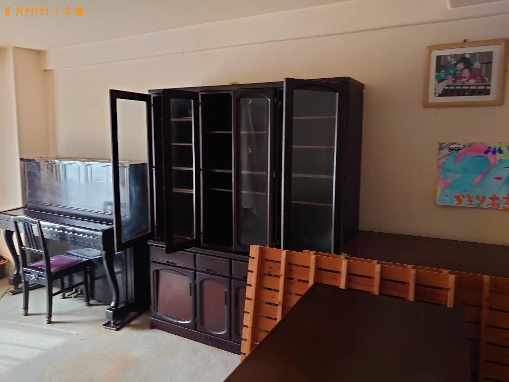 【松山市土居田町】家具などの出張不用品回収・処分ご依頼