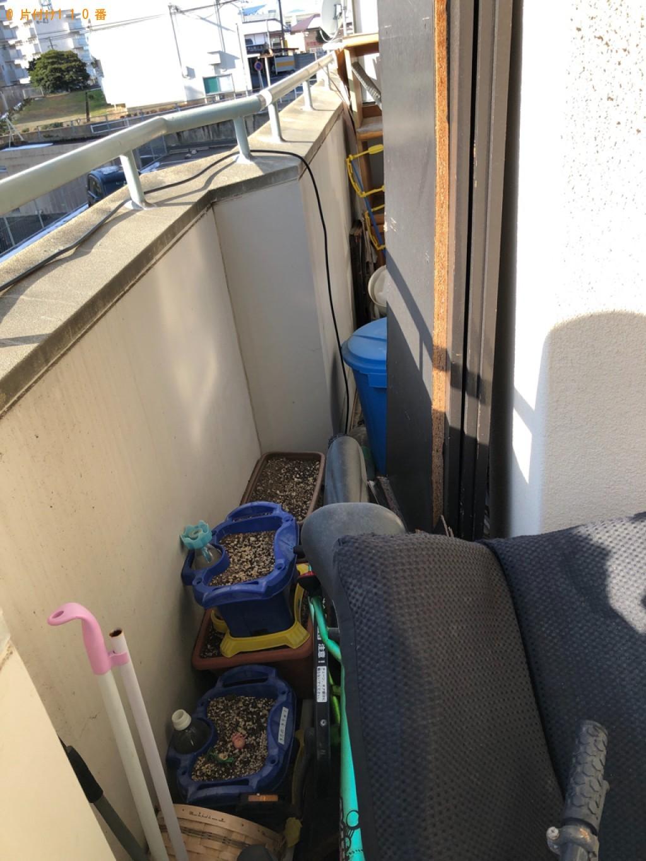 【北九州市八幡西区】トラックパックでの出張不用品回収・処分ご依頼