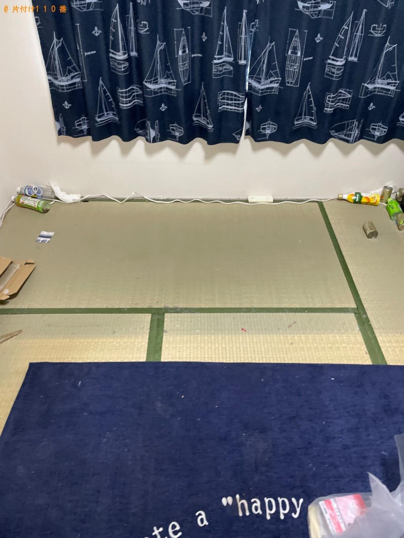 【京都市】シングルベッドの出張不用品回収・処分ご依頼 お客様の声