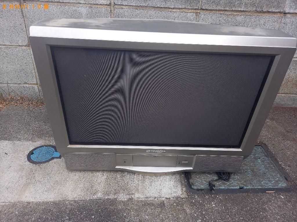 【川口市】16型以上テレビの出張不用品回収・処分ご依頼