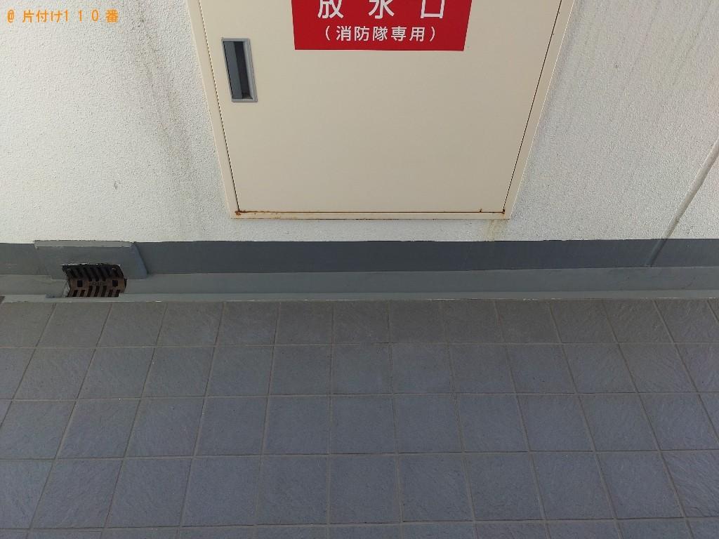 【大阪市西区】テレビなどの出張不用品回収・処分ご依頼 お客様の声