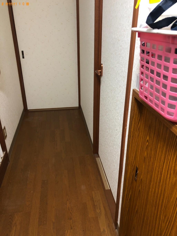 【鳥取市本町】軽トラック1杯以内の出張不用品回収・処分ご依頼