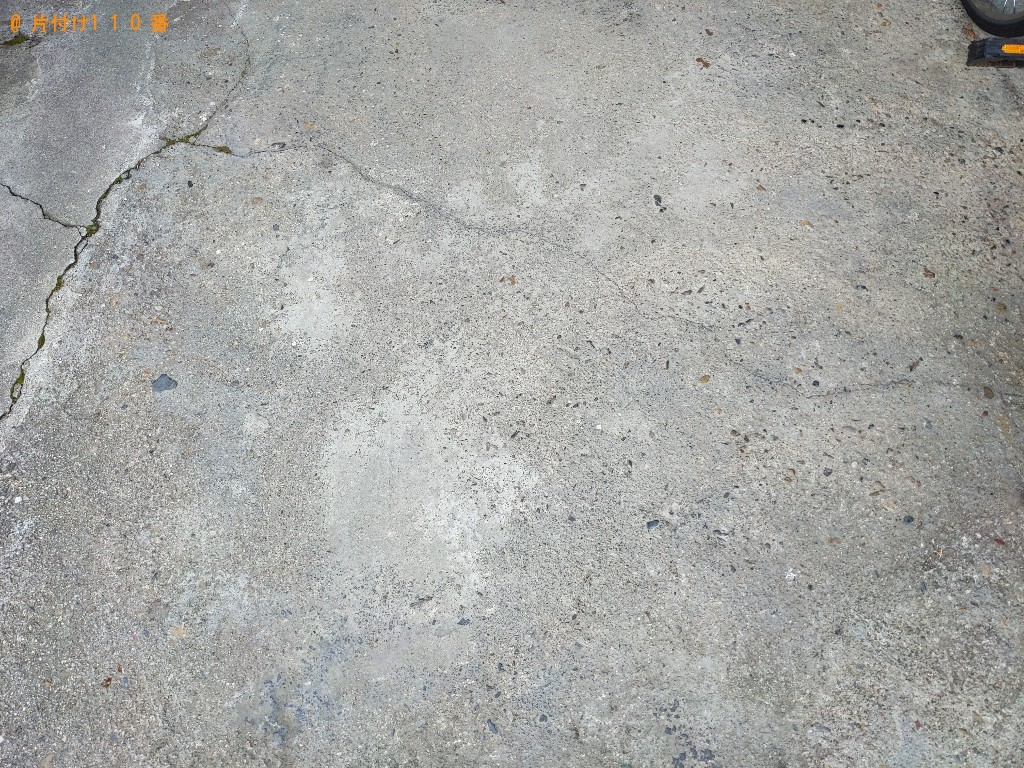 【寝屋川市対馬江西町】家具の出張不用品回収・処分ご依頼