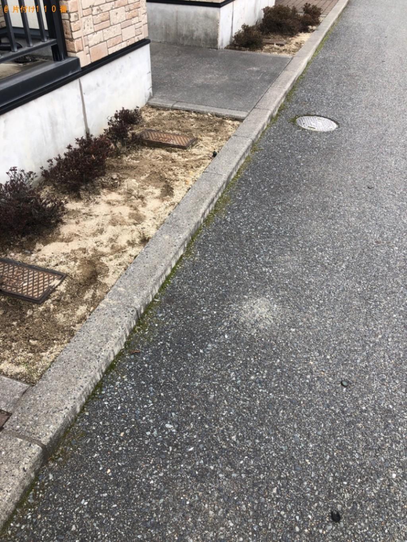 【鳥取市】ソファーの出張不用品回収・処分ご依頼 お客様の声