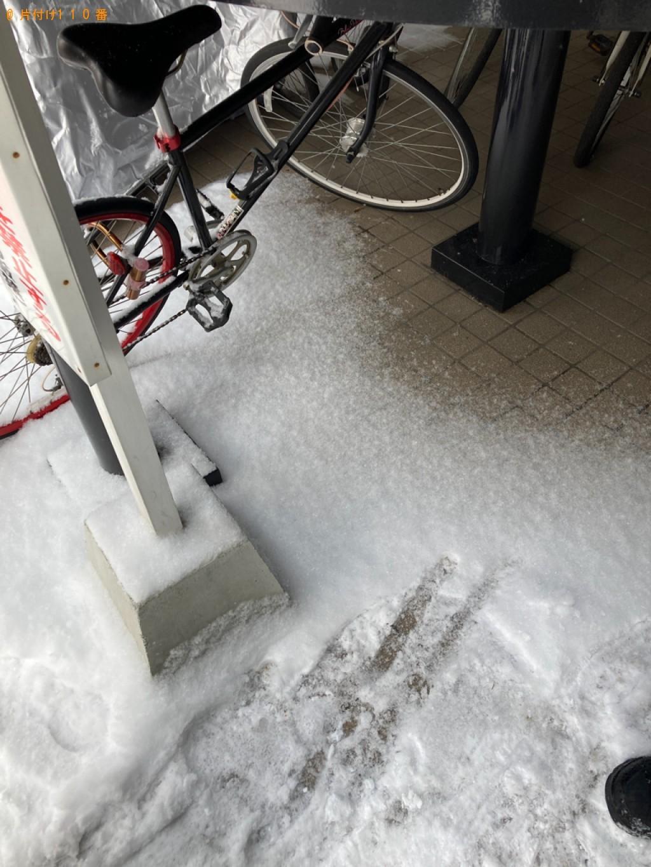 【札幌市白石区】洗濯機の出張不用品回収・処分ご依頼 お客様の声