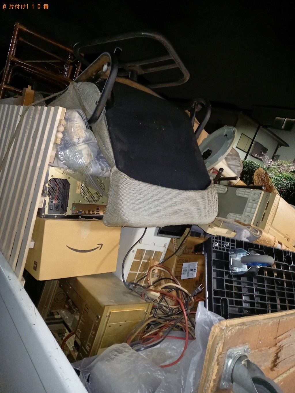 【江東区】2tトラック1杯以内の出張不用品回収・処分ご依頼