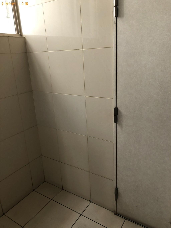 【福岡市中央区】170L未満冷蔵庫等の出張不用品回収・処分ご依頼