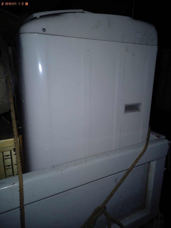 【さいたま市桜区】洗濯機の出張不用品回収・処分ご依頼 お客様の声