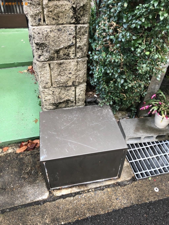 【京都市伏見区】金庫の出張不用品回収・処分ご依頼 お客様の声