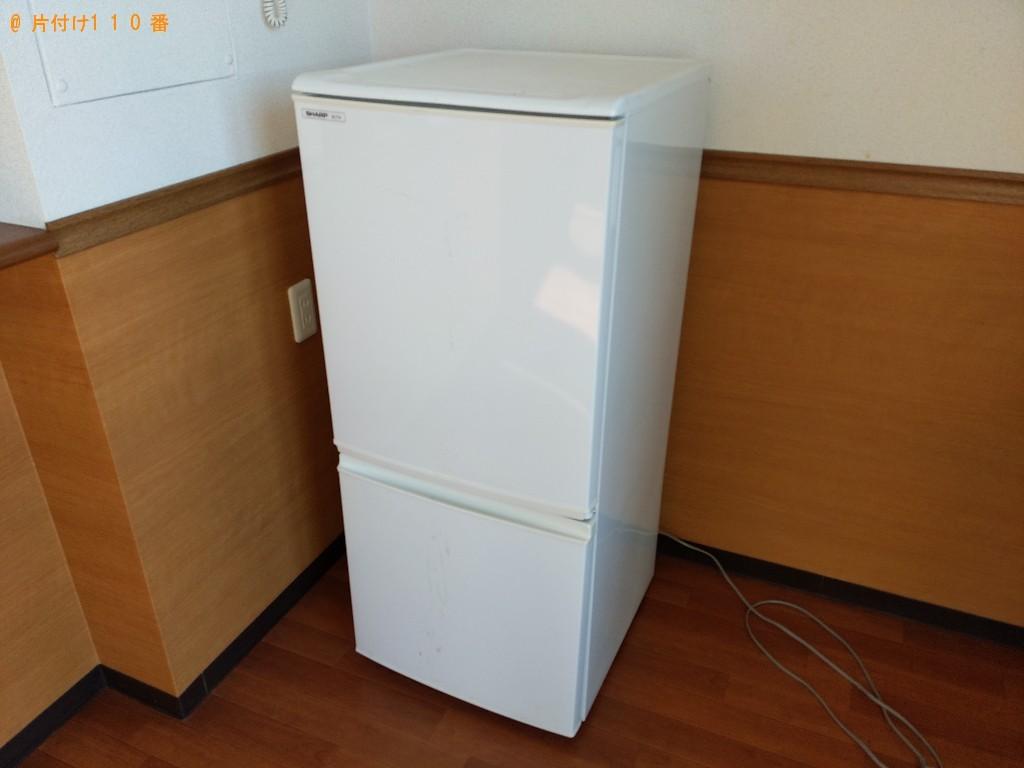 【大阪市鶴見区】170L未満冷蔵庫の出張不用品回収・処分ご依頼