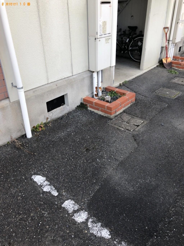 【蒲生郡日野町】自動車タイヤの出張不用品回収・処分ご依頼